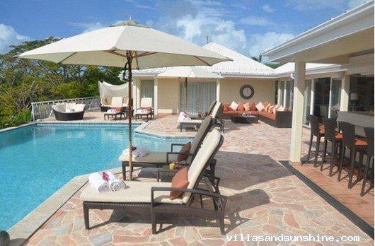 Saint Martin Villa - Jardin Creole