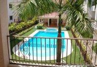 Precioso apart 1 habitacion vista piscina y jardin