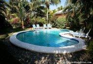 Charming Villas at 50 yards Playa